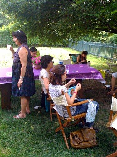 WorkShop Camp...eggio Luglio : Moebius di Cat Bordhi - 03.07.10